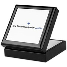 Jenifer Relationship Keepsake Box