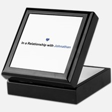 Johnathan Relationship Keepsake Box