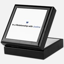Justine Relationship Keepsake Box