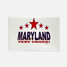 Maryland Very Grand Rectangle Magnet