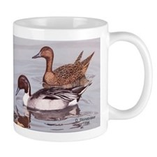 Pair of Pintail Ducks Coffee Mug