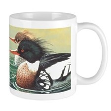 Merganser Ducks Coffee Mug