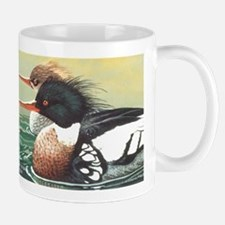 Merganser Ducks Mug