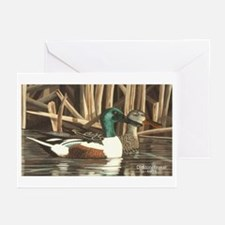Shovelers Greeting Cards (Pk of 10)
