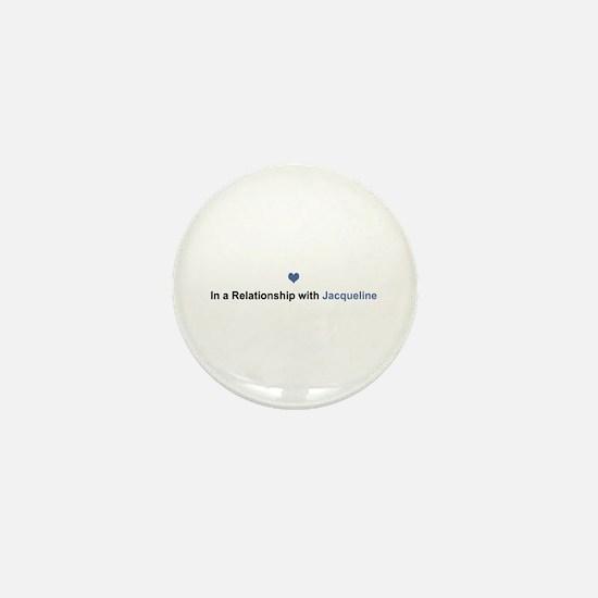 Jacqueline Relationship Mini Button