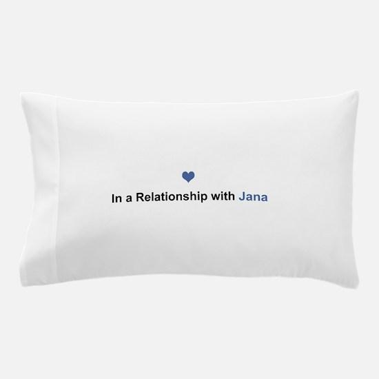 Jana Relationship Pillow Case