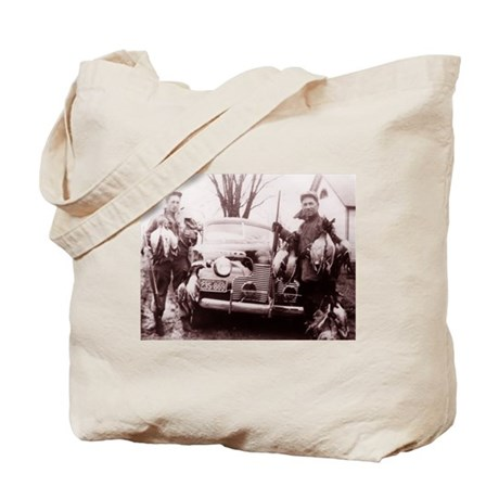 Duck Hunting 1939 Tote Bag