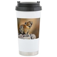 Pika Howling Travel Mug