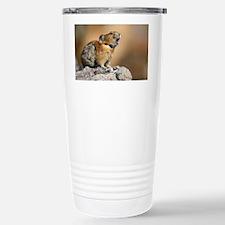 Pika Howling Travel Mug