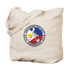 Philippines Cebu East LDS Mission Flag Tote Bag