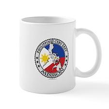 Philippines Cebu East LDS Mission Flag Mugs