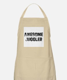 Awesome Juggler BBQ Apron