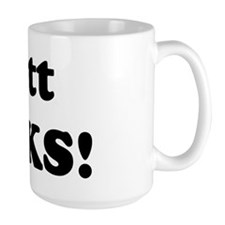 Scott Rocks! Mug