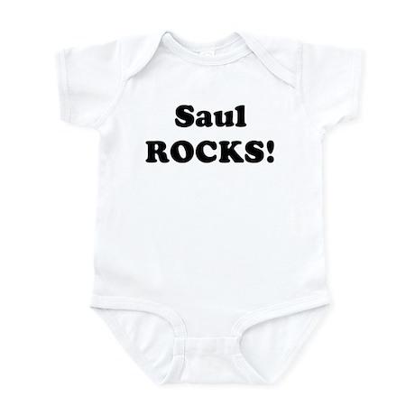 Saul Rocks! Infant Bodysuit