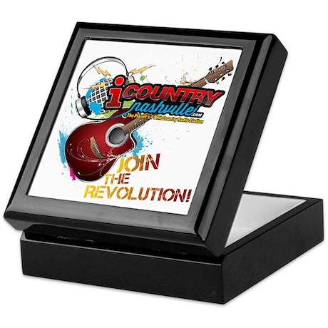 Join the Revolution Keepsake Box