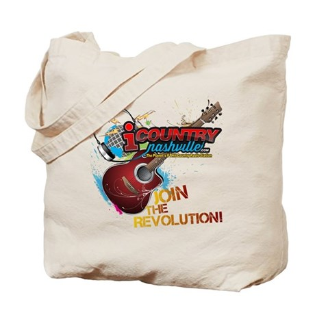 Join the Revolution Tote Bag