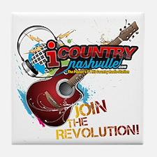 Join the Revolution Tile Coaster