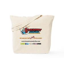 iCountryNashville.com Listen Live! Tote Bag