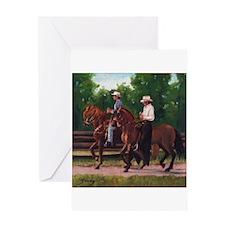 Paso Fino Horses Greeting Cards