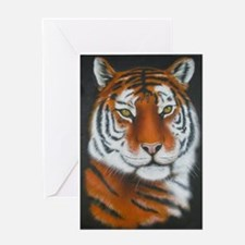 tiger Greeting Cards