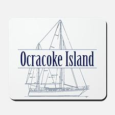 Ocracoke Island - Mousepad