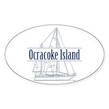Ocracoke Island - Decal
