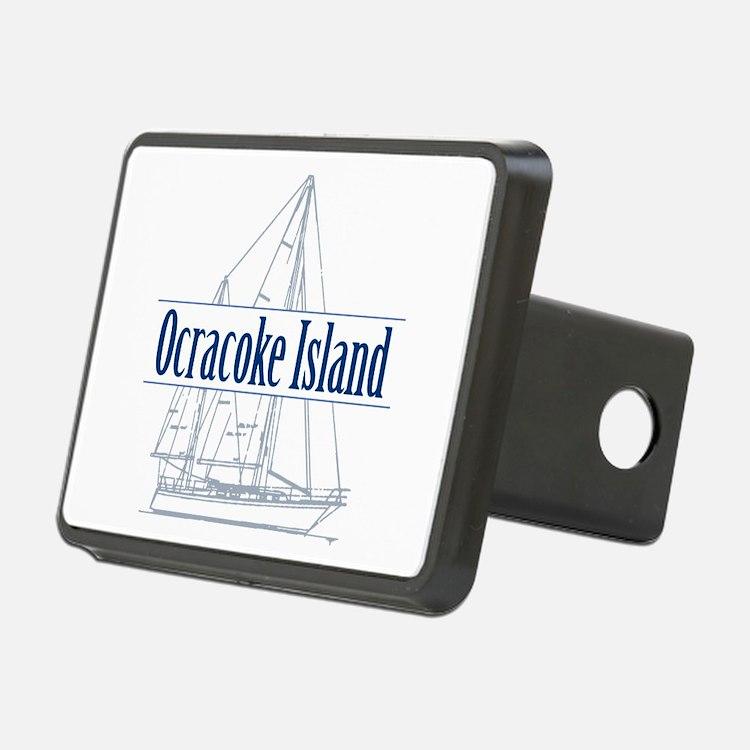 Ocracoke Island - Hitch Cover