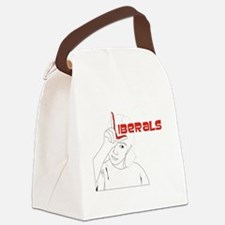 Liberals Canvas Lunch Bag