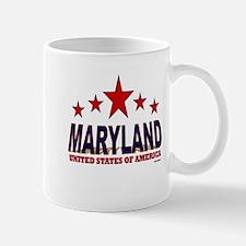 Maryland U.S.A. Mug