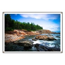 Acadia National Park Banner