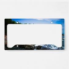 Acadia National Park License Plate Holder