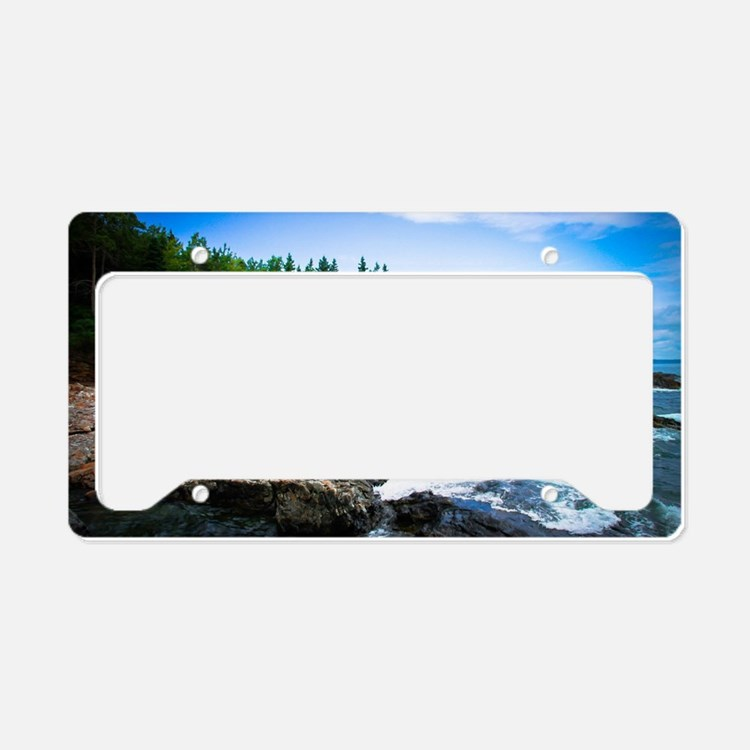Acadia National Park License Plate Holder