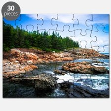 Acadia National Park Puzzle