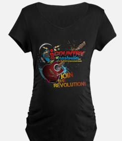 Join the Revolution Maternity T-Shirt