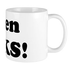 Ruben Rocks! Mug