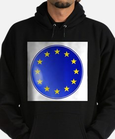EU Button Sweatshirt