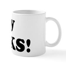 Roy Rocks! Mug