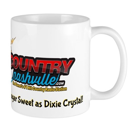 Dixie Crystal Shaking that Sugar Mugs