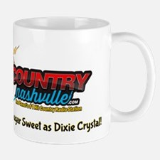 Dixie Crystal Shaking that Sugar Mugs