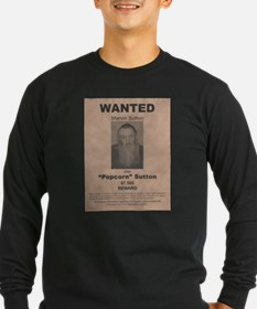 Popcorn Sutton Wanted Poster by McMinnie T