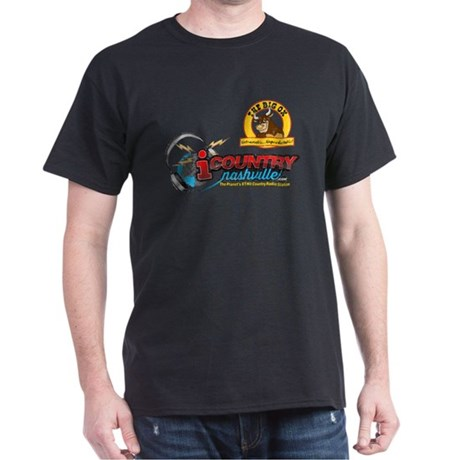 Big Ox Distressed Retro T-Shirt