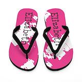 Teen valentines Flip Flops
