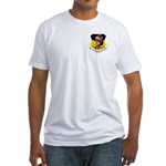 101st ARW Fitted T-Shirt