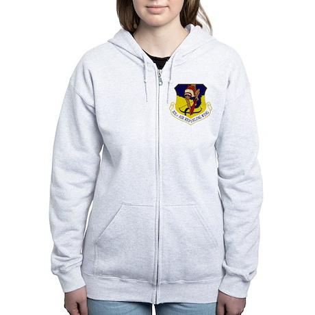 101st ARW Women's Zip Hoodie