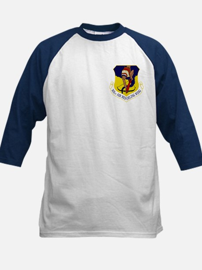 101st ARW Kids Baseball Jersey