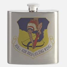 101st ARW Flask