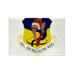 101st ARW Rectangle Magnet