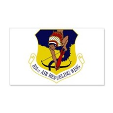 101st ARW Wall Decal