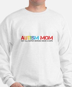 Autism mom Sweatshirt