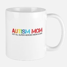 Autism mom Mugs